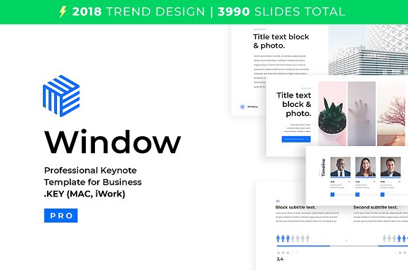 Business keynote template 2018 presentation templates creative business keynote template 2018 presentations cheaphphosting Image collections
