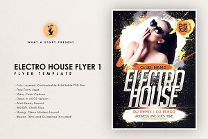 Electro House Party 1
