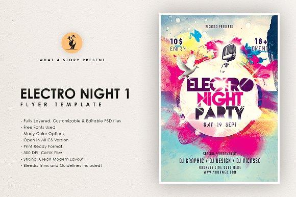 Electro Night 1