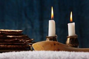 Jewish Holiday symbol, jewish food
