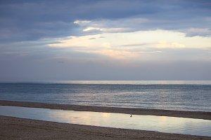 Sea. Beautiful seascape