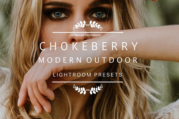 CHOKEBERRY Modern Lightroom Preset