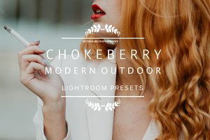 Desktop Lightroom Preset CHOKEBERRY