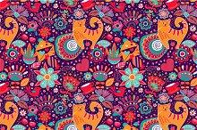 2 Seamless Patterns