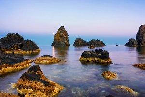 Big Rock At The Sea 2