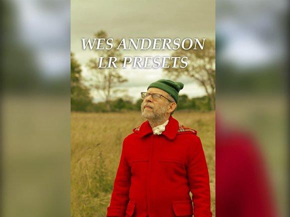 Wes Anderson Lightroom Presets