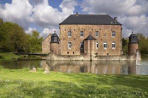 Castle Erenstein in Kerkrade