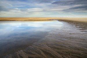 Maasvlakte beach near Rotterdam