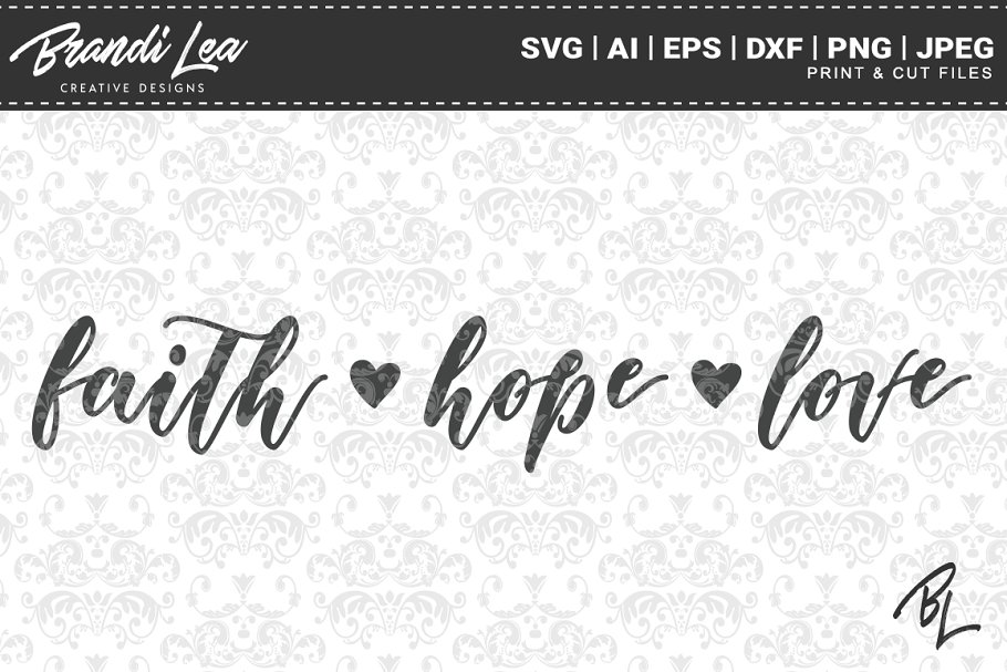 1726+ Faith Hope Love Svg Free Best Free SVG