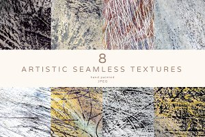 Abstract seamless textures