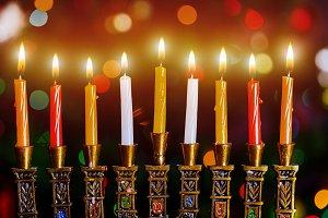 Hanukkah, the Jewish Festival