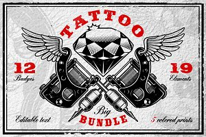 Tattoo Design Bundle