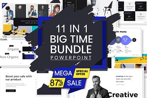 BIG TIME POWERPOINT BUNDLE