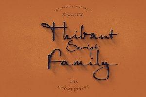 Thibaut Script Family