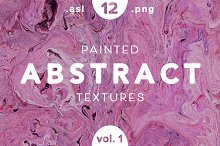 Painted Abstract Textures and Styles by Becky Bailey in Textures