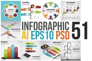 Infographic Set 51