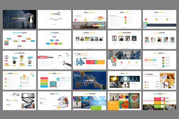ProIn Business Powerpoint