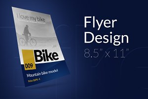 Flyer MockUp & Design
