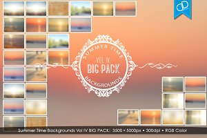 SUMMER BACKGROUND XXL PACK