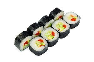Asian cuisine. Japanese cuisine. Sus