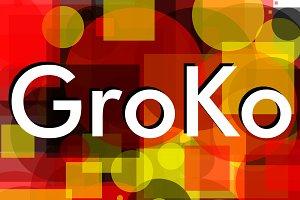 Groko (Grand Coalition)