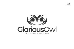 Glorious Owl Logo