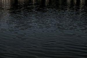 grunge dark black water texture background