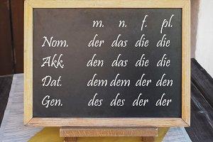 German Definite Article