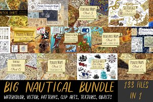 Big Nautical Bundle