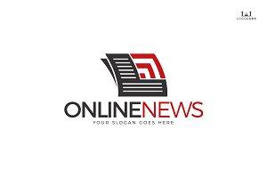 Online News Logo