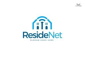 Reside Net Logo
