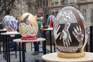 Easter Festival in Lviv