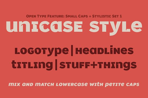 Banjax Notched - 4 Dynamic Fonts in Sans-Serif Fonts - product preview 4