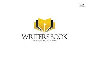 Writer's Book Logo