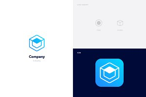 Core + Global Logo Template