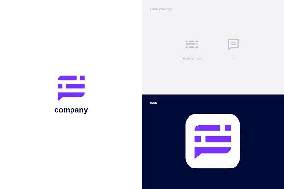 Transactions Ads Logo Template