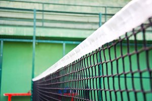 paddle tennis net