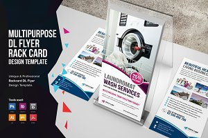 Rack Card DL Flyer Design v3