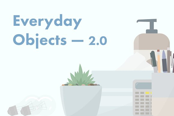 Everyday Objects 2.0