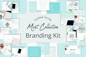 Teal Branding Kit