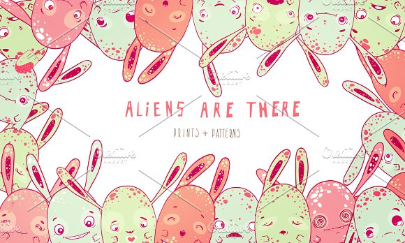 Aliens Are There