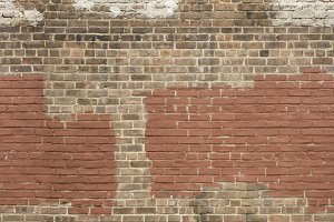Seamless grungy brick background.