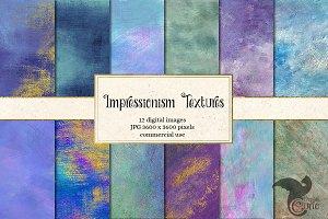 Impressionism Textures