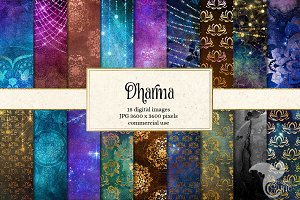 Dharma Backgrounds