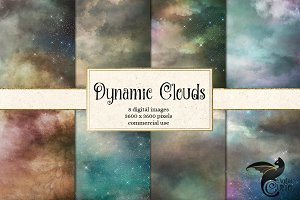 Dynamic Cloud Backgrounds