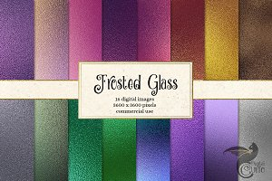 Frosted Glass Textures