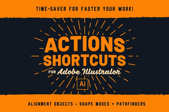 Illustrator Ai Actions Shortcuts