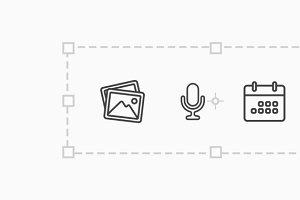 UI Font- Lines