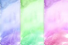31  Watercolor Colorful Background