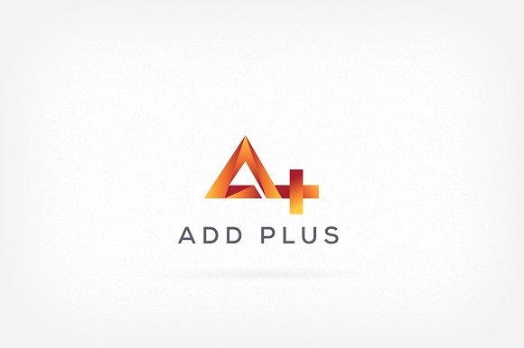 Letter A Plus Logo
